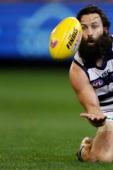 No decision: Bartel is undecided on his playing future.