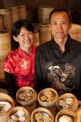 Joe Lam and Rebecca Ma