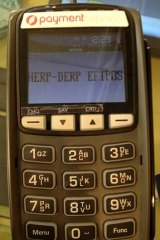 EFTPOS terminals in New Zealand have been spouting the geeky phrase Herp Derp.