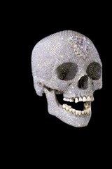 Hirst's 52 million pound skull.