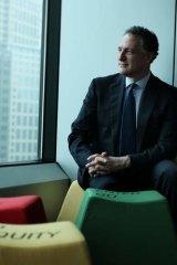 Bloomberg chief executive Dan Doctoroff.