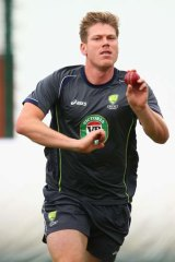 Called up for final Test: James Faulkner.