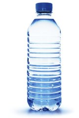 Sperm was found in a bottle of water.