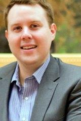 Regular #qanda tweeter James Fiander.