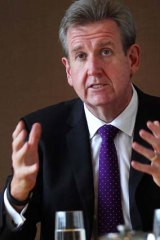 NSW Premier Barry O'Farrell.