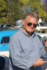Founder of the Australian Motoring Enthusiast Party: Keith Littler.