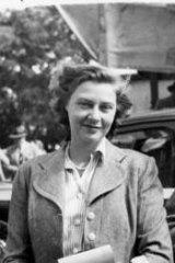 Mr and Mrs Warwick Fairfax in 1949.