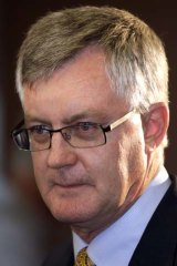 Will enjoy a pay rise of just under $40,000: Treasury Secretary Martin Parkinson.