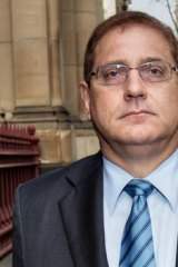 Ex-Securency CFO David John Ellery.