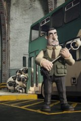 The animal catcher in <i>Shaun the Sheep</i>.