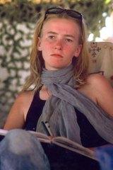 Peace activist Rachel Corrie.