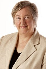 Outgoing Brisbane City Council CEO Jude Munro, who announced her retirement today.