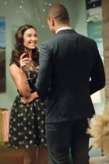 Laurina and Blake.