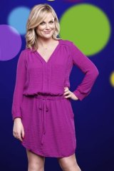 Amy Poehler praises <i>Inside Out</i> for being brave.
