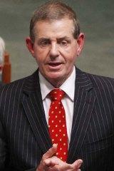 MP Peter Slipper.