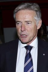 Caught out by ICAC: Tim Owens.
