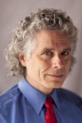 Steven Pinker will argue that we live in one of history's most peaceful times.
