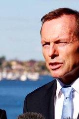 Tony Abbott.