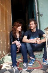The best friends ... Sarah Snook and Ryan Corr.