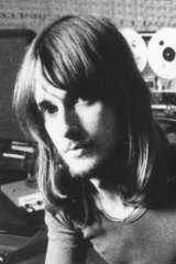 """Tubular Bells was """"a way out of the mental anguish I was suffering"""" ... Mike Oldfield, pictured in 1974."""