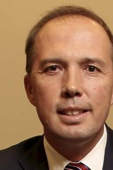 "Vowing to unshackle public hospitals from inefficiencies and ""archaic practices"": Health Minister Peter Dutton."
