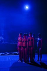 St Martins Youth Theatre and Fraught Outfit have created an enthralling, avant garde production of Euripides' <i>The Bacchae</i>.