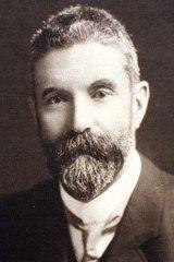 Alfred Deakin.