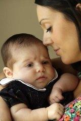 Rita Rosa and daughter Luciana.