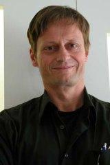 Young-adult author Doug MacLeod.