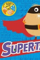 Flying spud: Sue Hendra's Supertato must rescue some other veggies in distress.
