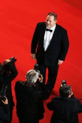 Harvey Weinstein attends the 'Only God Forgives' Premiere during the 66th Annual Cannes Film Festival earlier this year.