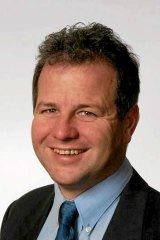 West Australian MP Dennis Jensen.
