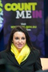 Palmer United Party senator-elect Jacqui Lambie.