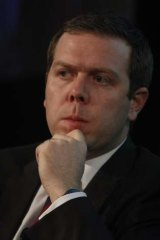 Talks: Paul Howes backs reform, while Tony Sheldon is holding fire.
