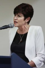 The trial period begins in 30 days: Environment Minister Robyn Parker.
