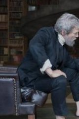 The Giver (Jeff Bridges) and and Jonas (Australian actor Brenton Thwaites) in  Phillip Noyce's <i>The Giver.</i>