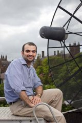 Astrophysics bright star: Bryan Gaensler.