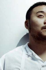"David Chang . . . ""I'm not one to judge the Sydney dining scene. I just hope we fit in."""