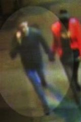 CCTV: Images of Thomas Kelly.