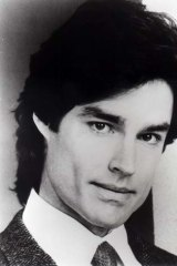 The early days ... Ridge Forrester.