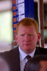 ''It makes me sick'':  Chief executive of Sportingbet Michael Sullivan.