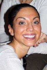 The victim: Lisa Harnum.