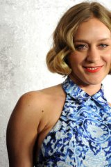 Open to different kinds of roles ... Chloe Sevigny.