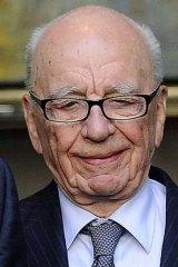 The hero of anti-cult activists, Rupert Murdoch.