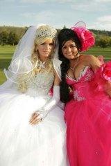 Behind The Veil,Mother Of Bride Wedding Dresses