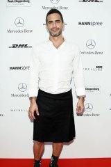 Fashion designer Marc Jacobs.