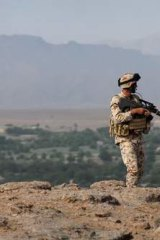 On guard: Today's soldiers fight a different kind of war.