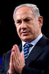 Benjamin Netanyahu ... refuses to consider a freeze.