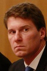 Senator Cory Bernardi.