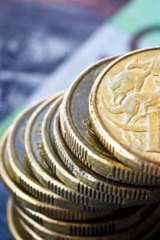 The Reserve Bank believed the Australian dollar was about 7 per cent overvalued in December.